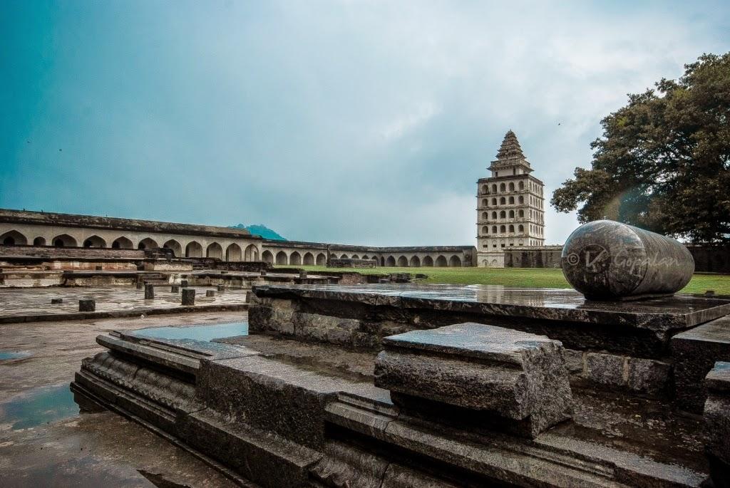 gingee fort shivaji