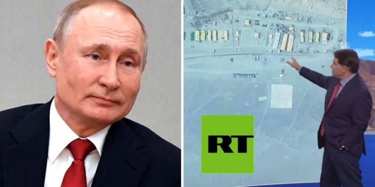 Russia, China, India, RT, Ladakh, Putin, Xi Jinping